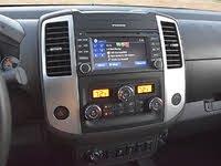 2020 Nissan Frontier PRO-4X Infotainment System, interior, gallery_worthy