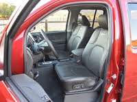 2020 Nissan Frontier PRO-4X Front Seats, gallery_worthy
