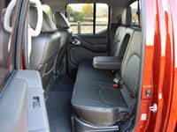 2020 Nissan Frontier PRO-4X Back Seat, gallery_worthy