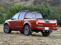 2020 Nissan Frontier PRO-4X Rear View, exterior, gallery_worthy