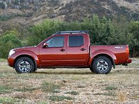 2020 Nissan Frontier PRO-4X Side View, gallery_worthy