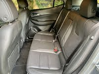 2020 Buick Encore GX, Rear seat area of the 2020 Buick Regal GX., gallery_worthy