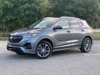 2020 Buick Encore GX, Front 3/4 view of the 2020 Buick Regal GX., exterior, gallery_worthy