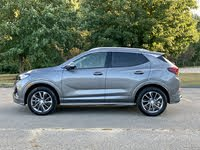 2020 Buick Encore GX, Side profile view of the 2020 Buick Regal GX., gallery_worthy