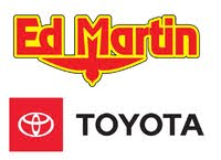 Ed Martin Toyota logo