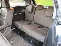 2021 Honda Odyssey Third Row Seat, gallery_worthy