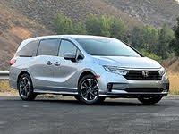2021 Honda Odyssey Overview