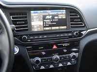 2020 Hyundai Elantra Limited Infotainment System, interior, gallery_worthy