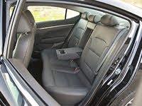 2020 Hyundai Elantra Limited Back Seat, interior, gallery_worthy