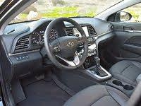 2020 Hyundai Elantra Limited Dashboard, interior, gallery_worthy