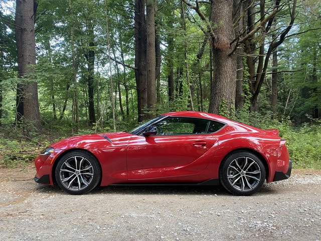 Picture of 2021 Toyota Supra 2.0 RWD, exterior, gallery_worthy