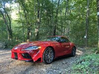 Picture of 2021 Toyota Supra, gallery_worthy