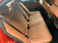 Rear seats of the 2020 Alfa Romeo Giulia, interior, gallery_worthy