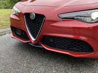 Front detail of the 2020 Alfa Romeo Giulia, exterior, gallery_worthy