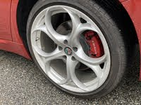 Wheel detail of the 2020 Alfa Romeo Giulia, exterior, gallery_worthy