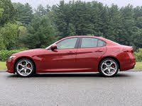 Side profile of the 2020 Alfa Romeo Giulia, exterior, gallery_worthy