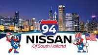 Nissan of South Holland logo