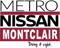 Metro Nissan of Montclair logo