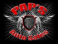Paps Auto Sales  logo