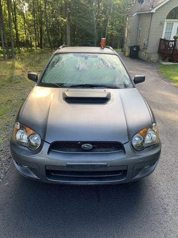 2005 Subaru Impreza WRX Wagon