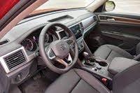 2021 Volkswagen Atlas interior, interior, gallery_worthy
