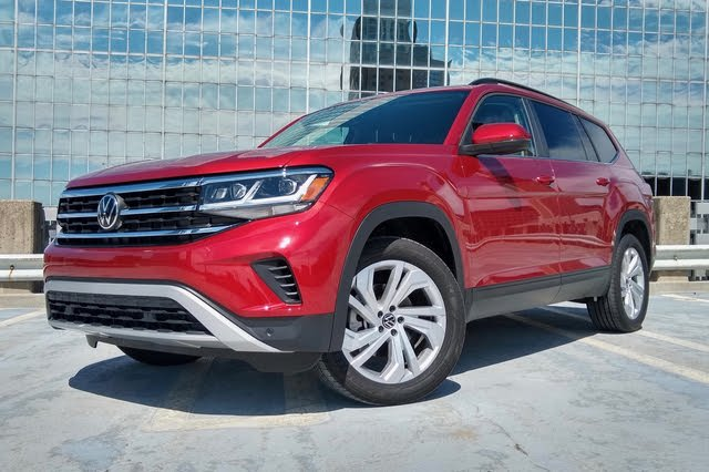 2021 Volkswagen Atlas thumbnail