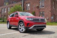 2021 Volkswagen Atlas front three quarter, exterior, gallery_worthy