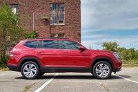 2021 Volkswagen Atlas profile, exterior, gallery_worthy