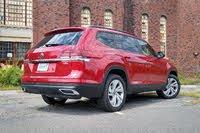 2021 Volkswagen Atlas rear three quarter, exterior, gallery_worthy