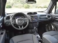 2020 Jeep Renegade High Altitude Dashboard, interior, gallery_worthy