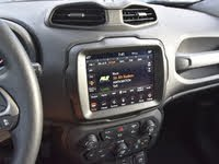 2020 Jeep Renegade High Altitude Uconnect Infotainment System, interior, gallery_worthy