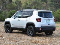 2020 Jeep Renegade High Altitude Rear Quarter View, exterior, gallery_worthy