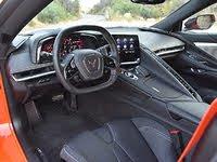 2020 Chevrolet Corvette Stingray Coupe Z51 Dashboard, gallery_worthy