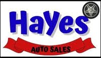 Hayes Auto Sales logo