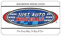 Just Auto Wholesale logo