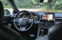 2020 Toyota Avalon interior, interior, gallery_worthy