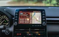 2020 Toyota Avalon infotainment, interior, gallery_worthy