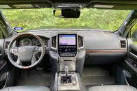 2020 Toyota Land Cruiser interior, interior, gallery_worthy