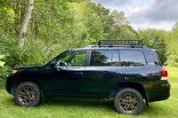 2020 Toyota Land Cruiser profile, exterior, gallery_worthy