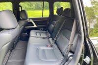 2020 Toyota Land Cruiser rear seats, interior, gallery_worthy