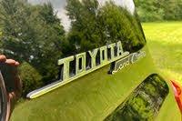 2020 Toyota Land Cruiser badge, exterior, gallery_worthy