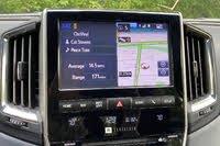 2020 Toyota Land Cruiser touchscreen, interior, gallery_worthy