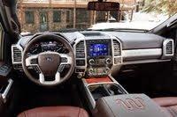 2020 Ford F-350 Super Duty interior, interior, manufacturer, gallery_worthy