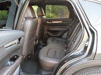 2020 Mazda CX-5 rear seats, interior, gallery_worthy