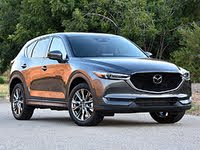 2020 Mazda CX-5 front three quarter (right side), exterior, gallery_worthy