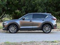 2020 Mazda CX-5 profile, exterior, gallery_worthy