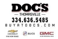 Doc's Chevrolet Buick GMC logo