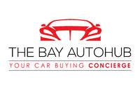 The Bay AutoHub logo