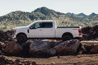 2020 Ford F-250 Super Duty profile, exterior, manufacturer, gallery_worthy