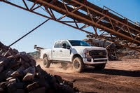 2020 Ford F-250 Super Duty front three quarter, exterior, manufacturer, gallery_worthy